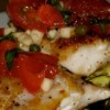 Sautéed Pacific Rockfish with 