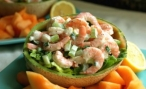 Louisiana Shrimp Salad with Jalapeño Remoulade