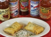 Crawfish Roll-Ups
