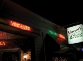 Romance and Oysters: Let the charm of Vincent's help woo your love