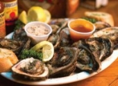 Charboiled Oysters